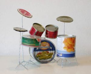 can-drum-set
